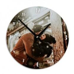 Horloge Couple