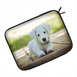 Housse tablette chien