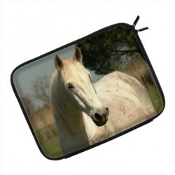 Housse tablette cheval