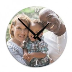 Horloge Famille